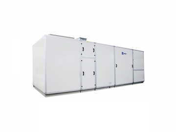 Pool Heating, Air Cooling and Drying Multifunction Heat Pump