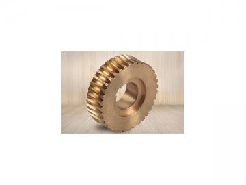 Bronze Speed Reducer Worm Gear