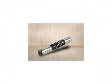 Carbon Steel Precision Worm Shaft