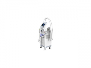 Vertical OPT SHR Laser Hair Removal Equipment