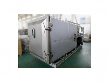 BLK100kg Lyophilization Equipment Freeze Dryer