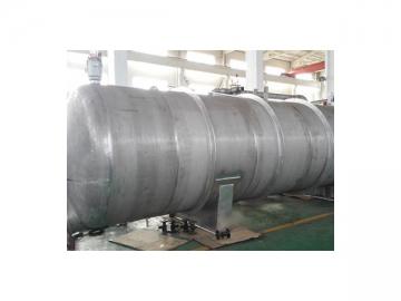 BLK500kg Industrial Lyophilization Freeze Dryer