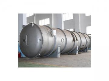 BLK1000kg Industrial Freeze Dryer, Large Capacity Lyophilization Equipment