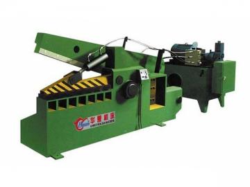 Alligator Hydraulic Metal Cutting Machine