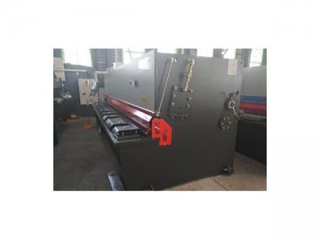 QC12K Sheet Metal Hydraulic Swing Beam Shear with E200PS Controller
