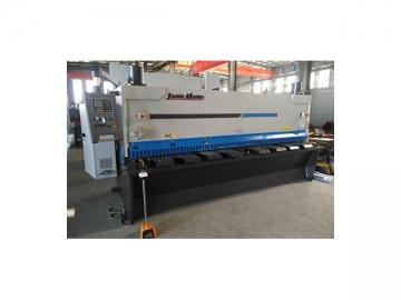 QC11Y Sheet Metal Guillotine Shearing Machine with E21S Controller