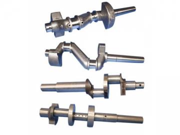 Custom Crankshaft