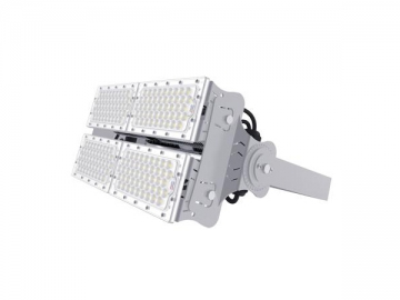 400 Watt LED Flood Light 4-Module LED Light