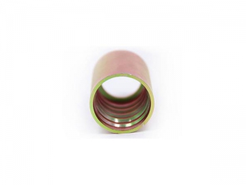 00110 SAE Copper Ferrule for Hydraulic Hose SAE 100 R1AT/EN 853 1SN