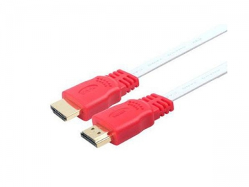 4K HDMI Cable 1.4, Flat Cable for TV Set Top Box