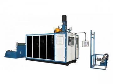 Plastic Sheet Thermoforming Machine
