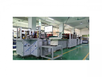 LED Down Light Assembly Production Line