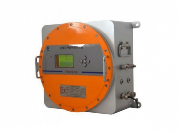 Non Dispersive Infrared Gas Analyzer (NDIR) SR-2000Ex (Flameproof Type)