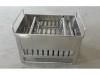 5×10 Manual Frozen Ice Cream Equipment Stainless Steel Ice Pop Mold