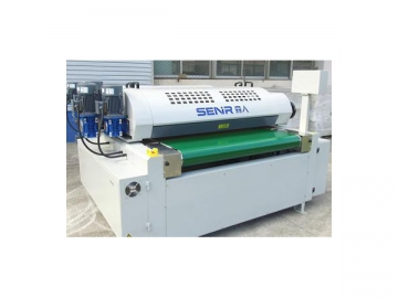 Automated Feeder Roll Coating Combo Machine