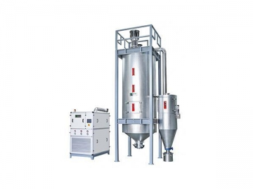 High Efficiency Dehumidifying Drying System Plastic Resin Dryer