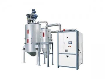 Molecular Sieve Drying System Plastic Resin Dryer