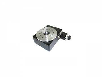 WN03RA200M Motorized Rotation Stages with Steeper Motor