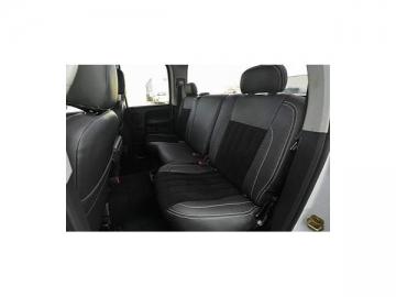 Custom Rear Seat Cover Kit