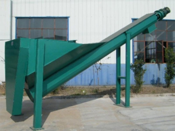 Water Treatment Sand Water Separator