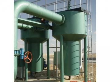 Water Treatment Swirl Grit Chamber