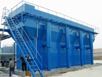 Integrated Water Purification Equipment