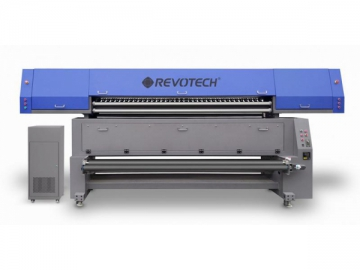 NSPL-220XD Water Based Dye Sublimation All-in-one Printer