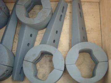 Wear Parts for Concrete Equipment