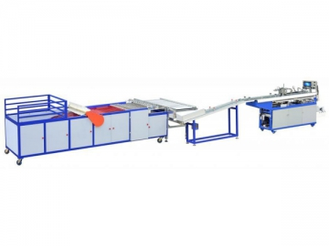 Plastic Cup Stacking, Counting, Packing Machine Line