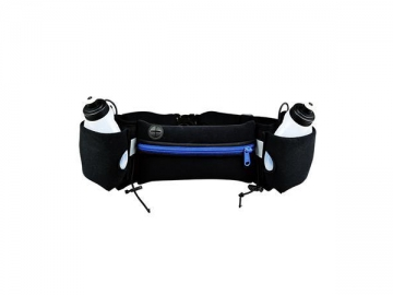 Sports Waist Bag with Water Bottle Holder