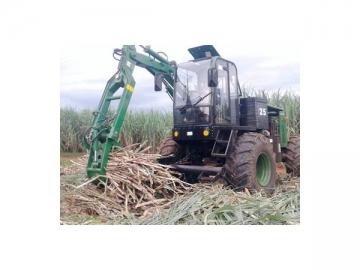 Heavy Duty Sugar Cane Grab Loader