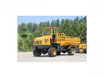 4 Wheel Drive Dump Truck