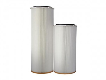 Pleated Filter Elements
