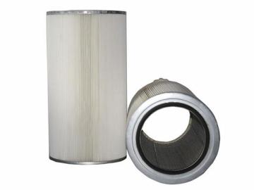 Laminated Cartridge Filter Element
