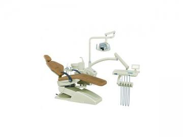 HY-C9A Dental Unit  (integrated dental chair, TIMOTION motor, LED light)