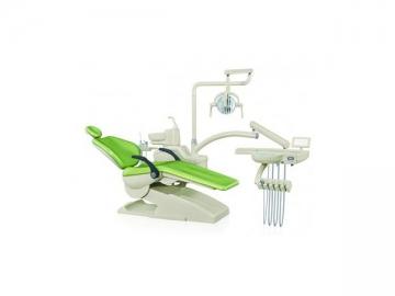 HY-806 Dental Unit  (integrated dental chair, LED light)