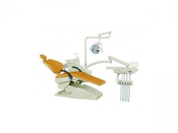 HY-806 Dental Unit, Upgraded Version (integrated dental chair, infrared sensor LED light)