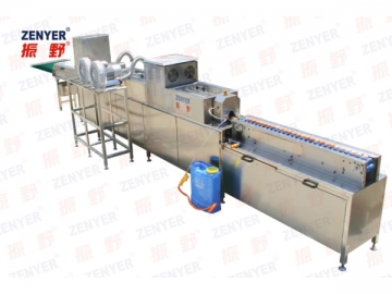 201A  Egg Washer (5000  EGGS/HOUR)