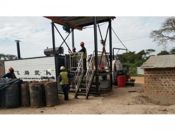 YDST Series Diesel Oil Burner Barrel Melter, Bitumen Drum Decanter