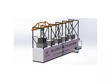 YDLR Series Bag Asphalt Melting Equipment