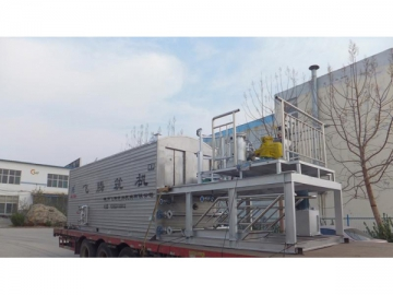 Heating and Melting Equipment for Corrosive Materials
