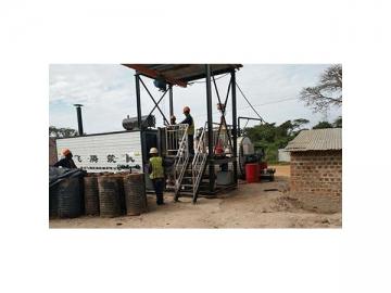Asphalt Equipment for Highway Road Construction in Uganda