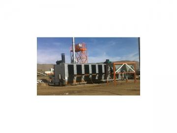 Asphalt Equipment for Highway Construction in Mongolia