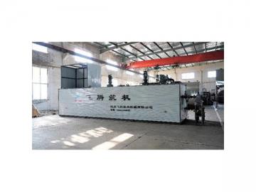 Bitumen Melting Equipment to Taiwan