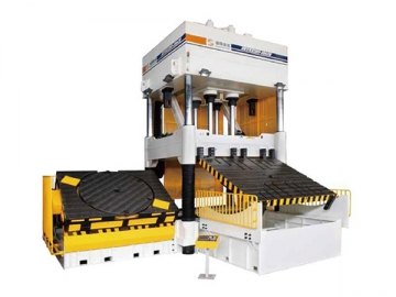 High Precision Spotting Press for 3-Color Mould