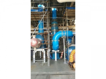 Sulfuric Acid Concentration Plant Onsite Installation