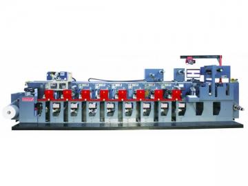 F3 Flexo Printing Press