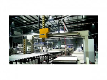 Thermal Insulation Coating Line