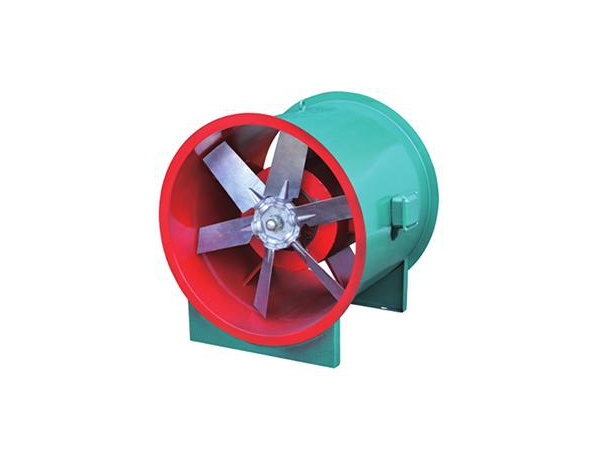 FPB ​Series ​Vaneaxial ​Adjustable Pitch Fan