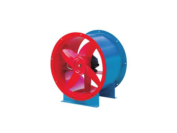 T35-11 Series Direct Drive Axial Flow Fan
